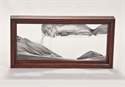 Picture of W-061: Wooden-framed sand picture (14,5x29 cm)