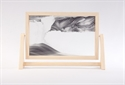 Picture of W-022: Wooden-framed sand picture (19x30 cm)
