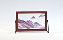 Picture of W-023: Wooden-framed sand picture (19x30 cm)